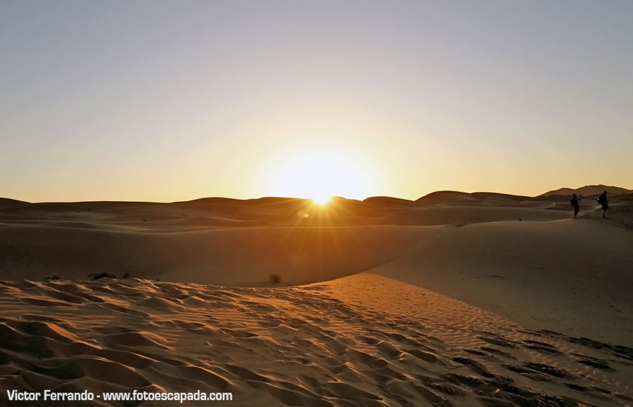 Desierto del Sahara Merzouga desde Marrakech tour de 3 días