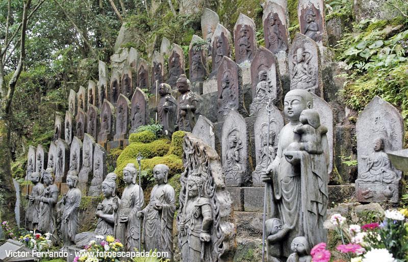 Mitaki Dera, templo entre bosques en Hiroshima