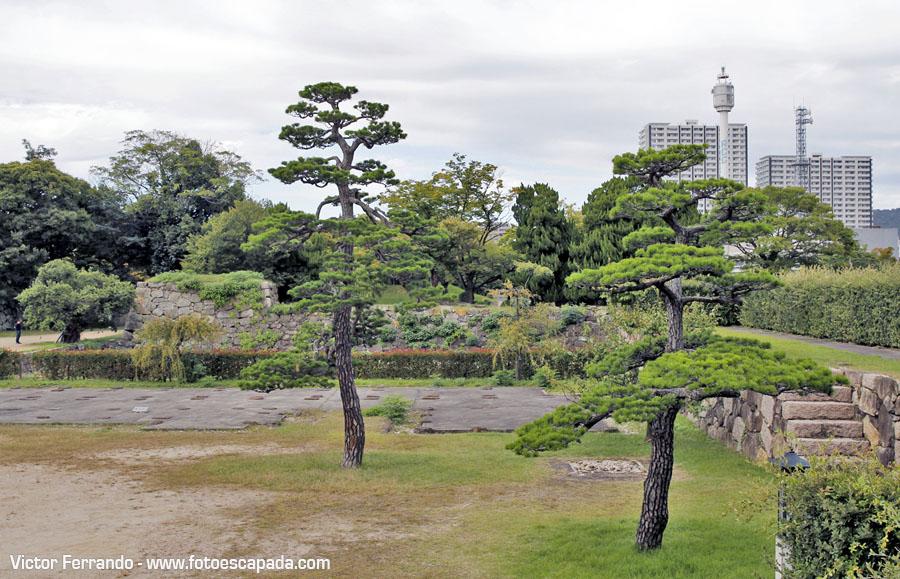 Jardines en Hiroshima