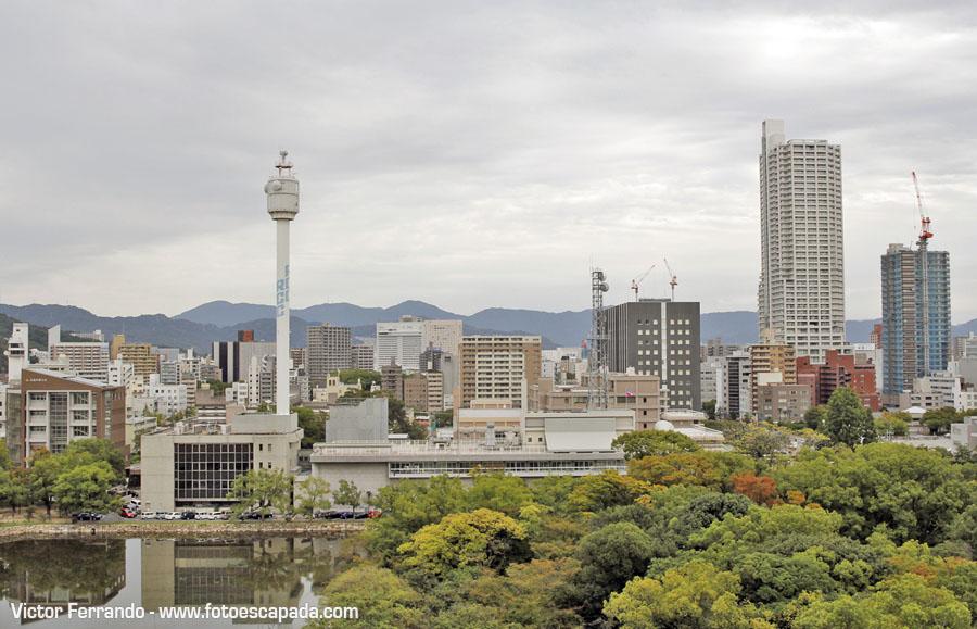 Vistas de Hiroshima